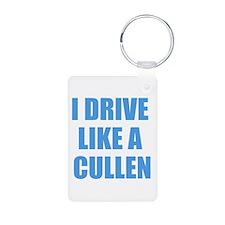 Twilight - I Drive Like A Cul Keychains