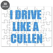 Twilight - I Drive Like A Cul Puzzle