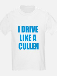 Twilight - I Drive Like A Cul T-Shirt