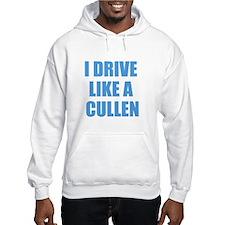 Twilight - I Drive Like A Cul Hoodie