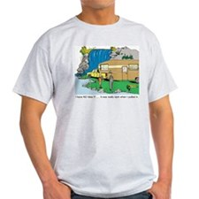 RV How Did I Get Here T-Shirt