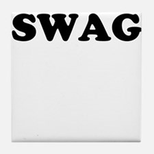 Swag Tile Coaster