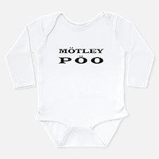 """""""Motley Poo"""" Onesie Romper Suit"""