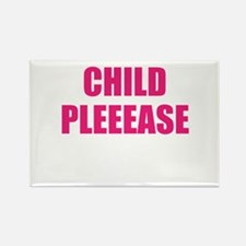 child please Rectangle Magnet (100 pack)