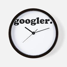 googler Wall Clock