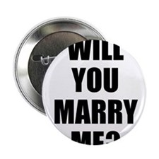 "will you marry me? 2.25"" Button"