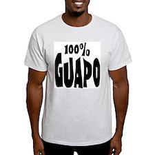 Guapo Black and Grey T-Shirt