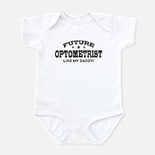 Future Optometrist Like My Daddy Infant Bodysuit