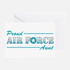 Proud Aunt Greeting Cards (Pk of 10)