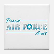 Proud Aunt Tile Coaster