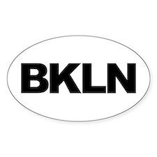 BKLN (BROOKLYN, NY) Decal