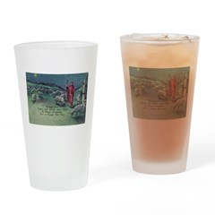 1910 Shepherds and Star Drinking Glass