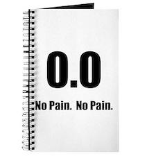 No Pain Journal
