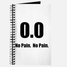 No Pain Journal