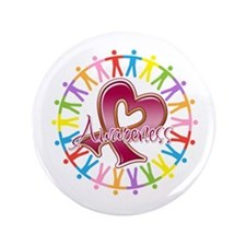 "Sickle Cell Anemia Unite 3.5"" Button"