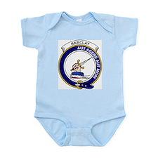 Badge Infant Bodysuit