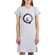 Funny Badge Women's Nightshirt