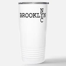 BROOKLYN NYC Travel Mug