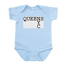 QUEENS NYC Infant Bodysuit