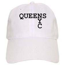 QUEENS NYC Baseball Baseball Cap