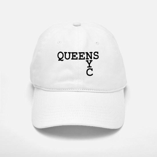 QUEENS NYC Baseball Baseball Cap