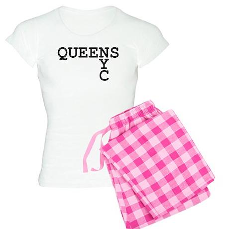 QUEENS NYC Women's Light Pajamas