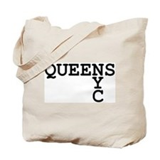 QUEENS NYC Tote Bag