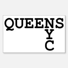 QUEENS NYC Decal