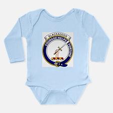 Cute Blackadder Long Sleeve Infant Bodysuit