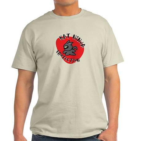 Kat Ninja - Protection Light T-Shirt