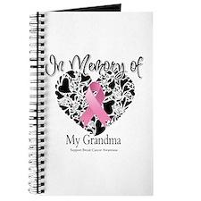 In Memory of My Grandma Journal