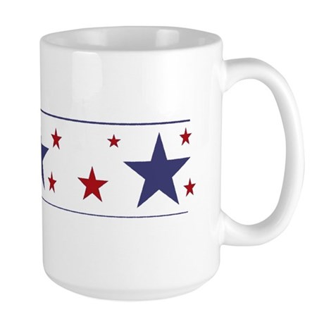 Stars Large Mug