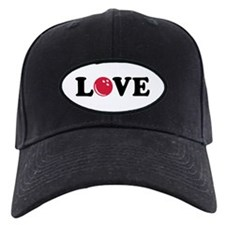 Bowling Love Baseball Hat