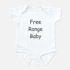 Free Range Baby Infant Bodysuit