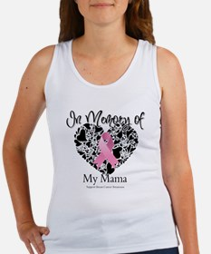In Memory of My Mama Women's Tank Top