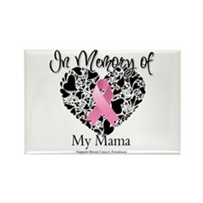 In Memory of My Mama Rectangle Magnet