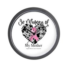 In Memory of My Mother Wall Clock