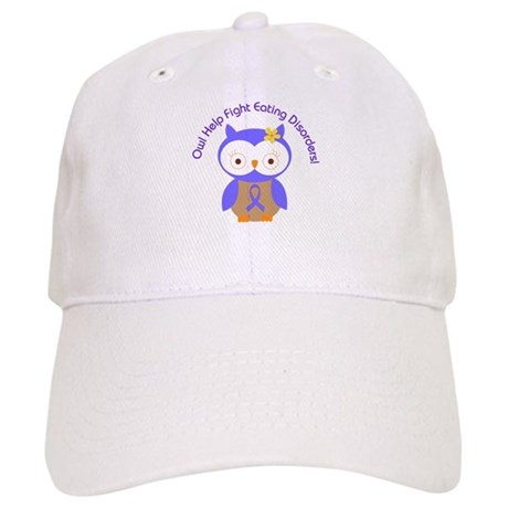 Eating Disorders Owl Cap