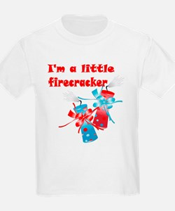 Little Firecracker Kids T-Shirt