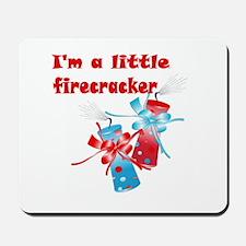 Little Firecracker Mousepad