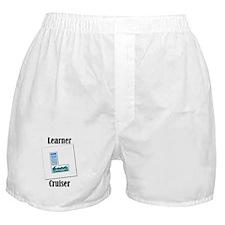 Learner Cruiser Boxer Shorts