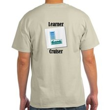 Learner Cruiser (Personalized) T-Shirt