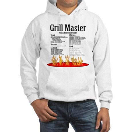 Grill Master Guide Hooded Sweatshirt