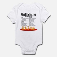 Grill Master Guide Infant Creeper