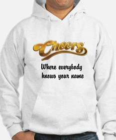 Where everybody knows your name Hoodie