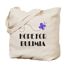 Hope For Bulimia Tote Bag