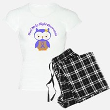 Help Fight Anorexia Periwinkle Pajamas