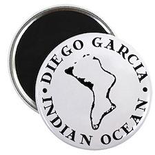 Diego Garcia Magnet