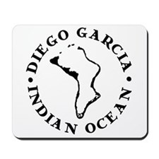 Diego Garcia Mousepad
