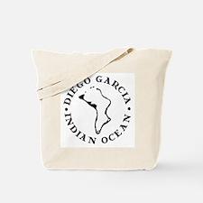 Diego Garcia Tote Bag